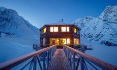 ФОТО. На Аляске откроется отель, доступный только по воздуху
