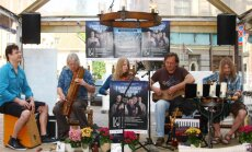 Grupa 'Iļģi' aicina uz ziemas saulgriežu nakts koncertu