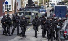 ASV turpinās vērienīga Bostonas spridzinātāja meklēšanas operācija