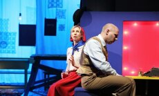 Foto: Rīgas Krievu teātrī pirmizrādi piedzīvos 'Fro'