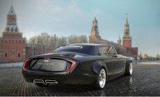 Krievijas prezidenta limuzīna modeli varēs iegādāties arī iedzīvotāji