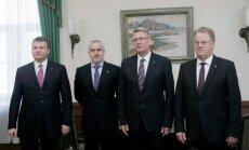 Соцгарантии экс-президентам: партии внесли предложения