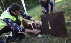 Vēsturnieks: 'Rail Baltica' izbūves laikā nāksies saskarties ar karavīru mirstīgajām atliekām