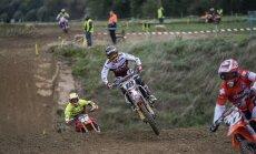 J. M. Reišulis Eiropas čempionātā motokrosā EMX65 klasē ieņem septīto vietu