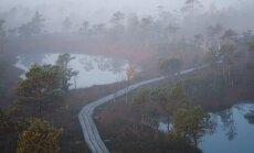 Trešdien Latvijā atsevišķos rajonos veidosies migla