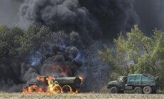 NATO militārpersona: Austrumukrainā joprojām atrodas aptuveni 1000 Krievijas karavīru
