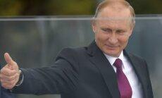Putins kļuvis par ilgāk valdošo Krievijas līderi kopš Staļina
