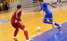 'Nikars' futzālisti izcīna uzvaru UEFA Futzāla kausā