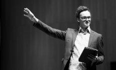 Atklās jaunās sezonas ciklu '#koncertsarunas ar Goran Gora @LNSO'