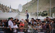В Германии зарегистрированы за год 320 тысяч претендентов на статус беженца