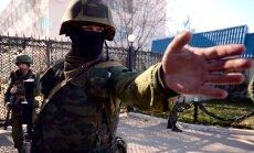 Ziņo par Krievijas ultimātu Ukrainai; militāro palīdzību Krievijai lūdzis Janukovičs (teksta tiešraides arhīvs)