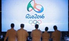 Zikas vīrusa dēļ ASV aicina sportistus apdomāt dalību Rio olimpiskajās spēlēs