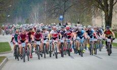 Kalnu riteņbraukšanas seriāla SEB MTB atklāšanas posmam pietiekušies vairāk nekā 2000 dalībnieku