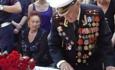 'Putins sūta jūsu mazbērnus nogalināt mūsu mazbērnus. Manējo nogalināja,' Ukrainas veterāns uzrunā cīņu biedrus Krievijā