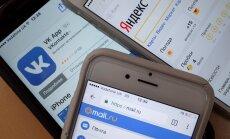 Ukrainas likumsargi veikuši kratīšanu 'Yandex' birojos Kijevā un Odesā