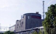 Ukraina lūdz starptautisko sabiedrību aizsargāt tās atomelektrostacijas
