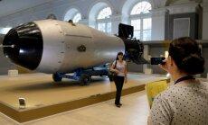 'Bumbu cars': Kā izskatījās pasaulē jaudīgākā detonētā ūdeņraža bumba