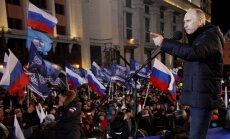 EDSO: vēlēšanu process bijis labvēlīgs Putinam