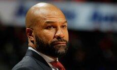 Porziņģa pārstāvētā 'Knicks' komanda atlaidusi galveno treneri Fišeru
