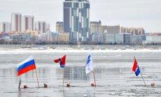 Krievijas pierobežā ar skaudību skatās uz Ķīnu, raksta portāls