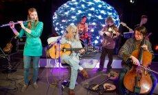 Nepieradinātā folka orķestris Spīķeru koncertzālē stāstīs par kūstošo Antarktīdu