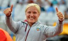 Dadzīte kļūst par Eiropas paralimpisko čempioni diska mešanā