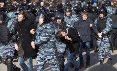 """Путин сравнил антикоррупционные протесты с """"арабской весной"""" и Майданом"""