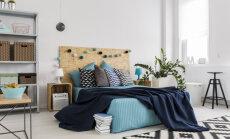 Изголовье кровати: как сделать его интереснее, чем обычная деревяшка