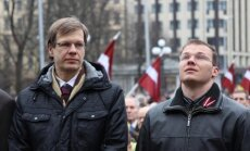 Cilinskis no gājiena neatsakās, Ušakovs aicina uz mieru un Krievijai Krima izmaksās dārgi