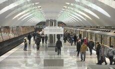 Maskavas metro plāno ieviest novērošanas sistēmu iereibušu pasažieru 'izķeršanai'