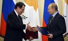 'Sankciju karš': pārtikas embargo vispirms tiktu atcelts Grieķijai, Kiprai un Ungārijai, sola Krievija