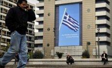 Grieķija 6.maijā rīkos pirmstermiņa parlamenta vēlēšanas