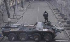Kremlis uz Kijevu nosūta savu starpnieku