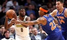 'Knicks' pēc Porziņģa savainojuma gūšanas veic maiņas darījumu