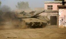 Foto: Izraēla mācībās gatavojas jaunam karam ar 'Hezobollah' Libānā