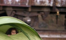 Опрос: латвийцы по-прежнему негативно настроены к беженцам
