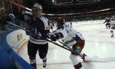Meija un Masaļskis sekmē Latvijas izlases uzvaru pār Krieviju