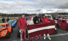Valteram Zviedrim ceturtā vieta 'Legend World Finals' sacensībās Somijā