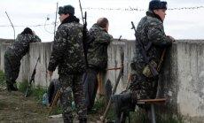 Ukraina Krimu nevienam neatdos, paziņo Ārlietu ministrija