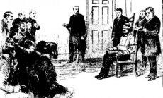 6. augusts: Pirmais nāvessods elektriskajā krēslā