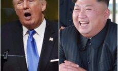 Трамп заявил, что у него для Северной Кореи остался лишь один вариант