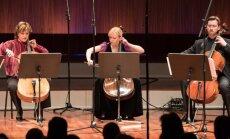 LNSO čellu 'Dream Team' piedāvā jaunu koncertprogrammu