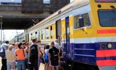 Neskatoties uz miljoniem eiro lielo budžeta deficītu, PV pakāpeniski var atļauties jaunus vilcienus, atzīst Lubāns