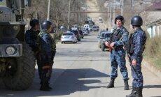 Apšaudē Dagestānas tūrisma objektā viens nogalināts, 10 ievainoti