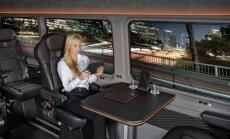 'Brabus' mikroautobuss, kas ir dārgāks par 'Maybach' limuzīnu