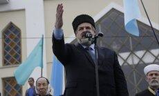 Čubarovs aicina sasaukt ANO DP Krimas tatāru Medžlisa darbības apturēšanas dēļ