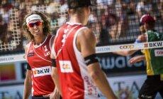 Samoilovs un Šmēdiņš apstājas Olštinas 'Grand Slam' turnīra ceturtdaļfinālā
