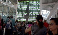 Латвийские туристы также застряли на Бали