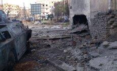 Somijas muita izmeklē bruņojuma kontrabandas gadījumu no Krievijas uz Sīriju