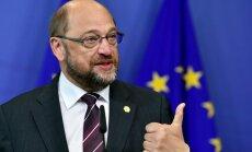 FAZ: Глава Европарламента Мартин Шульц намерен бороться за пост канцлера ФРГ